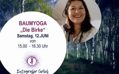 """12.06.21: BAUMYOGA """"Die BIRKE"""""""